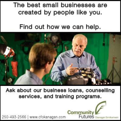 Community Futures ad 2