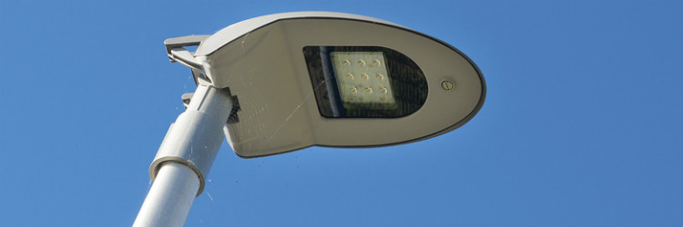 LED project for Penticton streetlights