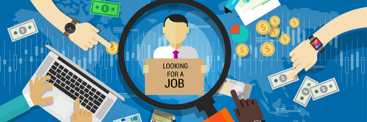 Job Numbers Improve
